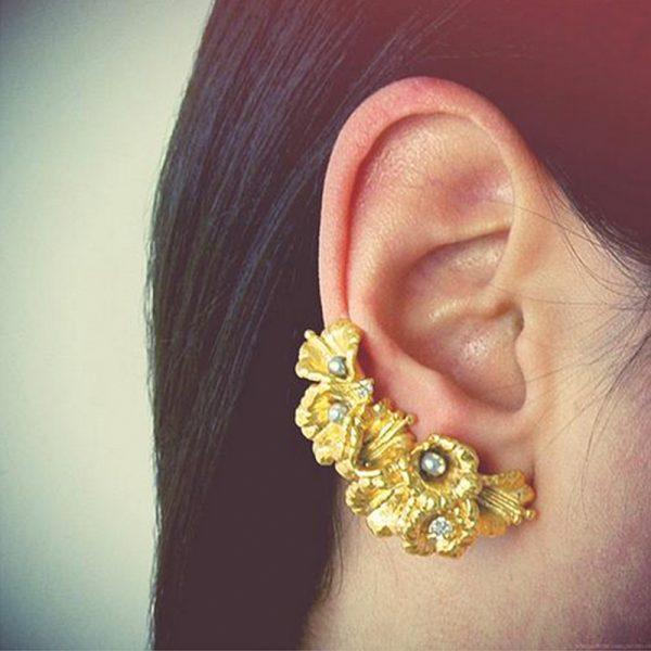 Ear cuff jarros