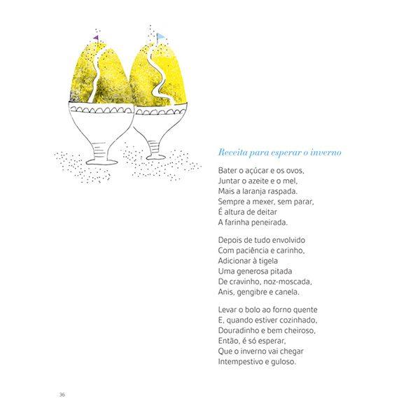RECEITA DE POETA (Portuguese Edition)